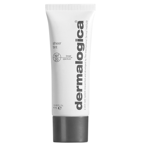 Dermalogica Sheer Tint Moisture SPF20, Dark 1.3 oz (40ml)