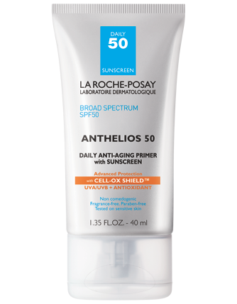 La Roche-Posay Anthelios 50 Anti-Aging Primer with Sunscreen 1.35 fl oz.