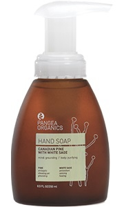 Pangea Canadian Pine with White Sage Hand Soap 8.4 oz / 248 ml