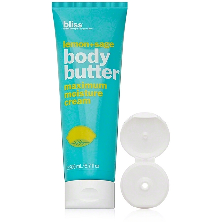 Bliss Lemon + Sage Body Butter - 1.7 oz