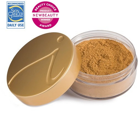 Jane Iredale Loose Mineral Powder Golden Glow 0.37 oz