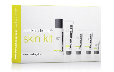 Dermalogica mediBac Clearing Skin Kit 5pc