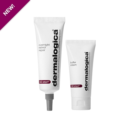 Dermalogica Overnight Retinol Repair 1.0 fl oz/ 30 ml;0.5 fl oz/15 ml