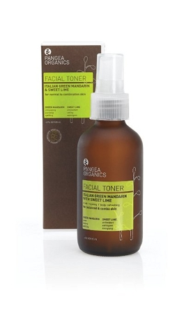 Pangea Italian Green Mandarin with Sweet Lime Facial Toner 4 oz / 120 ml