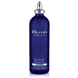 Elemis Spa At Home De-Stress Massage Oil - 100ml