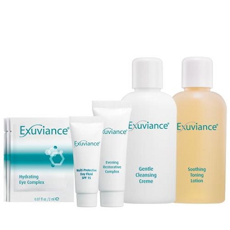 Exuviance Introductory Collection - Sensitive / Dry Skin 5 pc