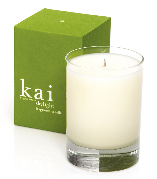 kai skylight candle 10 oz.