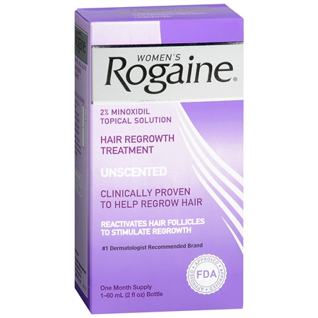 Rogaine - Women's Rogaine One Month Supply 1 - 2 oz bottle
