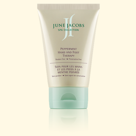 June Jacobs Peppermint Hand and Foot Therapy 3.8oz