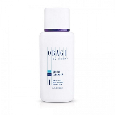 Obagi Nu-Derm Gentle Cleanser 6.7 oz / 200 ml