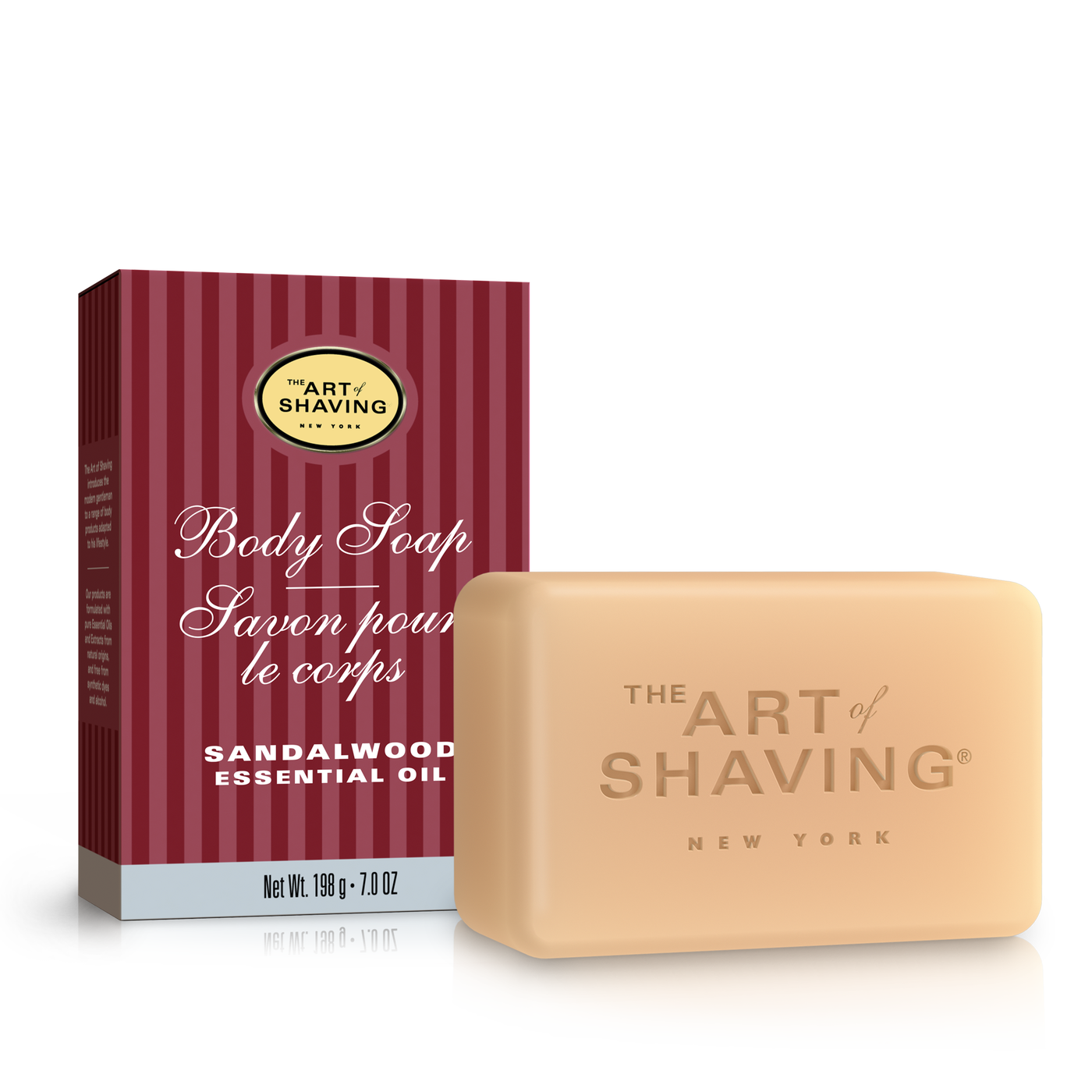 The Art Of Shaving: Body Soap - Sandalwood