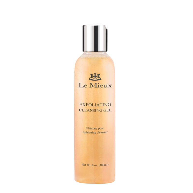Le Mieux Exfoliating Cleansing Gel 6 oz / 180 ml