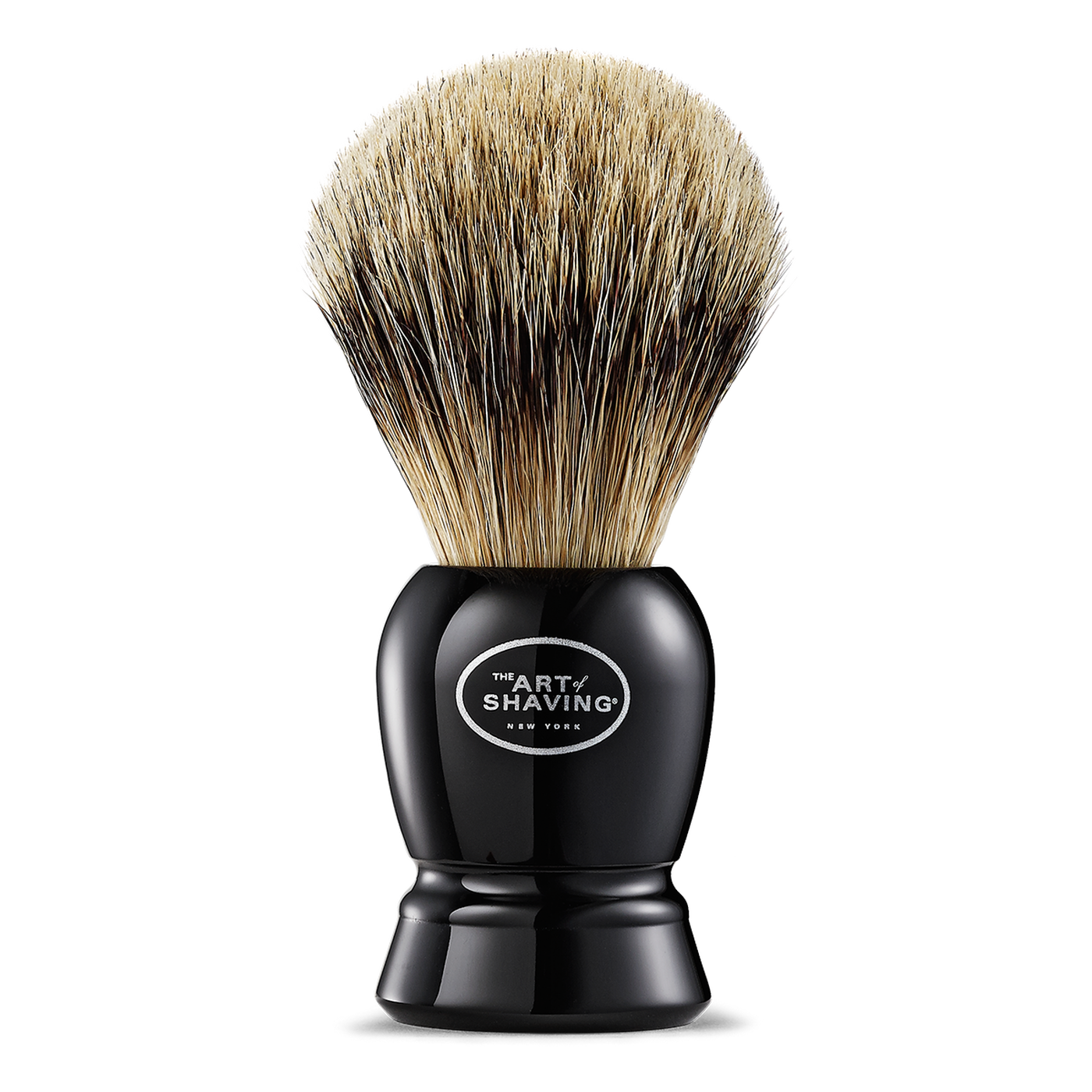 The Art Of Shaving: Fine Badger Shaving Brush - Black #3