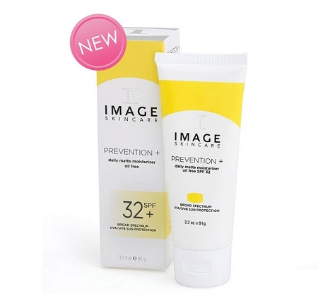 Image Skincare Prevention+ Daily Matte Moisturizer SPF 32 3.2oz