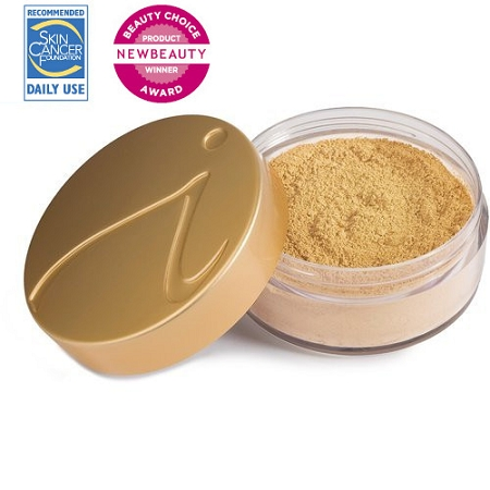 Jane Iredale Loose Mineral Powder Warm Silk 0.37 oz