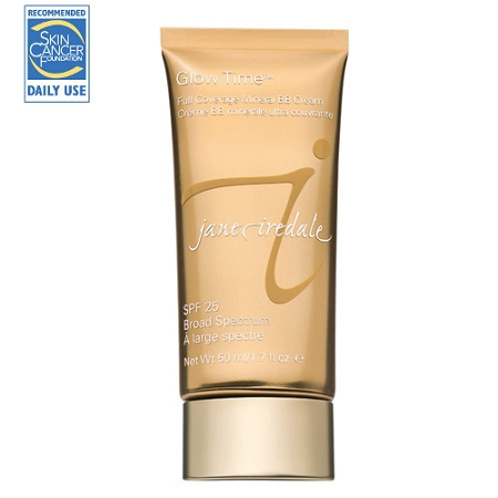 Jane Iredale Glow Time BB Cream BB11 (Dark/Very Dark) 1.7 oz