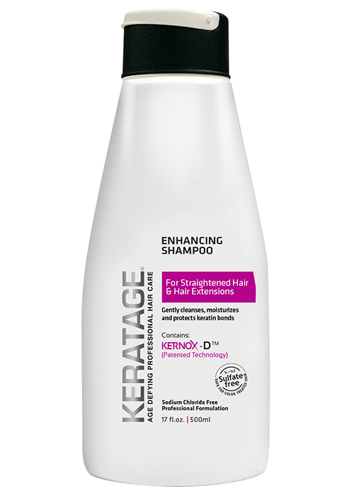 Keratage Enhancing Shampoo 17 oz / 500ml