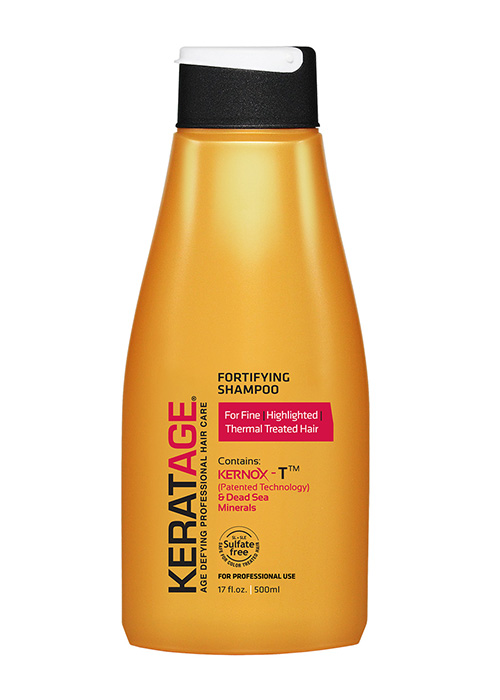 Keratage Fortifying Shampoo 17 oz / 500ml