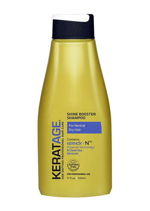 Keratage Shine Booster Shampoo 17 oz / 500ml