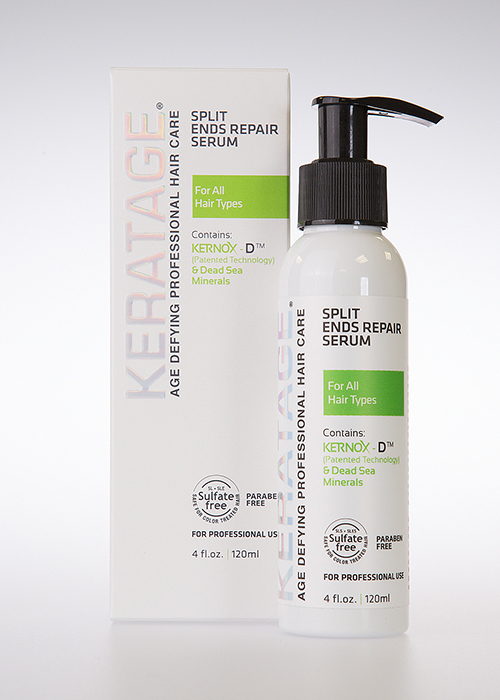 Keratage Split Ends Repair Serum 4 oz / 120 ml