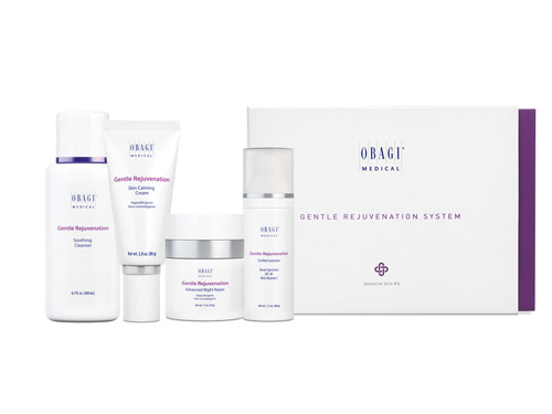 Obagi Gentle Rejuvenation System 4 Piece Kit