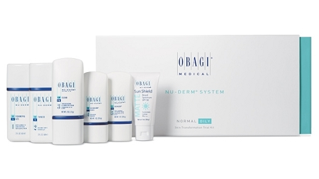 Obagi Nu-Derm Skin Transformation fx TRAVEL KIT Normal/Oily   (Hydroquinone Free)