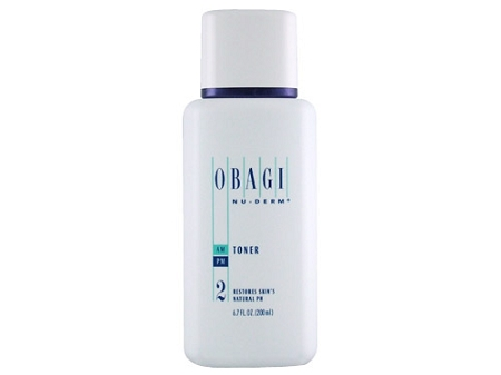 Obagi Nu-Derm Toner (2)  6.7 oz / 200 ml