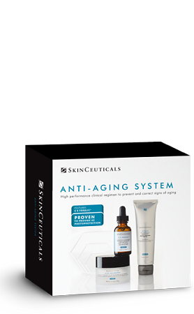 SkinCeuticals Anti-Aging System 3 Piece Kit