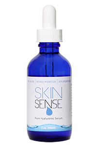 Skin Sense Pure Hyaluronic Serum 2 oz /60 ml