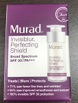 Murad Invisiblur Perfecting Shield Travel Size 5ml