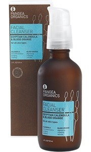 Pangea Egyptian Calendula & Blood Orange Facial Cleanser 4 oz / 118 ml