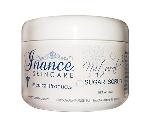Inance Medical Sugar Scrub 8 oz.